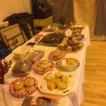 Cakes and home made produce