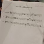 Music for Once in Royal David's City