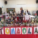 Tombola staff